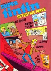 Verso de (Recueil) Tintin Super -24- Absurde