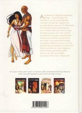 Verso de Sur les terres d'Horus -INT1- Les Disciples de Maât
