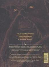 Verso de Swamp Thing -INT3- La Malédiction