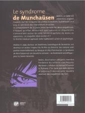 Verso de Le syndrome de Munchaüsen