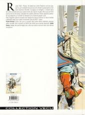 Verso de Taïga -1- Le cosaque