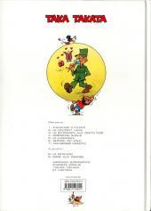 Verso de Taka Takata -8- Takabossé Monoto