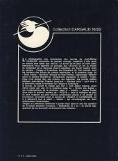 Verso de Tanguy et Laverdure (16/22) -325- Pirates du Ciel
