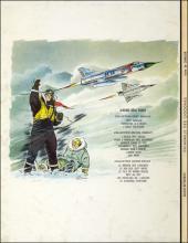 Verso de Tanguy et Laverdure -4a67- Escadrille des cigognes