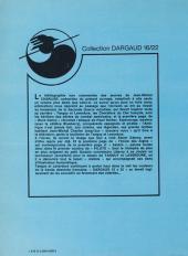 Verso de Tanguy et Laverdure (16/22) -555- Mission spéciale - 1re partie