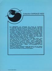 Verso de Tanguy et Laverdure (16/22) -658- Mission spéciale - 2e partie