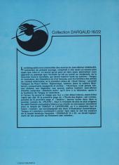 Verso de Tanguy et Laverdure (16/22) -783- Destination Pacifique