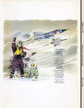 Verso de Tanguy et Laverdure -11'- Destination Pacifique
