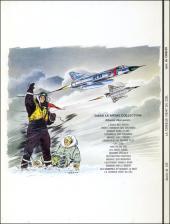 Verso de Tanguy et Laverdure -16'- La terreur vient du ciel