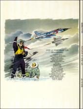 Verso de Tanguy et Laverdure -18- Un DC-8 a disparu
