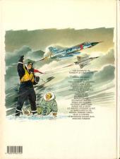 Verso de Tanguy et Laverdure -20- Opération Tonnerre