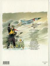 Verso de Tanguy et Laverdure -21- Premières missions