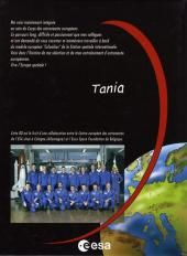 Verso de Tania -3- Astronaute Européenne