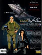Verso de Team Rafale -2- Trésor de guerre