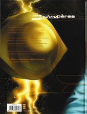 Verso de Les technopères -7- Le Jeu parfait