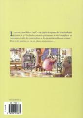Verso de Le temps des cerises -1- Tome 1