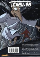 Verso de Tengu-do -3- Maître