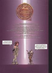 Verso de Tessa agent intergalactique -1TL- Sidéral Killer