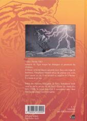 Verso de Théophane Vénard - Dans les griffes du tigre