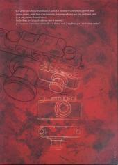 Verso de Thomas Silane -1a- Flash mortel