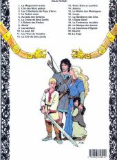 Verso de Thorgal -3b98- Les trois vieillards du pays d'Aran