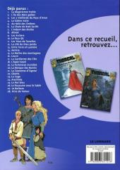Verso de Thorgal -BOBD- Le Best of de la BD - 13