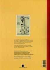 Verso de Tintin - Divers -5- Les Mystères du Lotus Bleu
