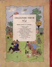 Verso de Tintin (Historique) -3B01- Tintin en Amérique