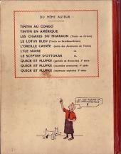 Verso de Tintin (Historique) -9- Le crabe aux pinces d'or