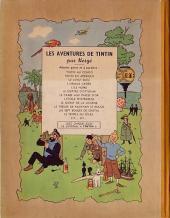 Verso de Tintin (Historique) -14- Le temple du soleil