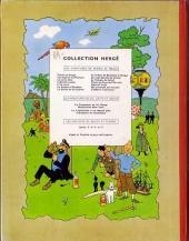 Verso de Tintin (Historique) -18B19- L'affaire Tournesol