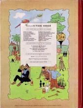 Verso de Tintin (Historique) -19B24- Coke en stock