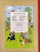 Verso de Tintin (Historique) -20B29- Tintin au Tibet