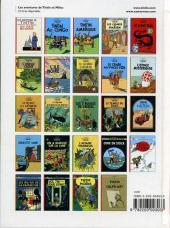 Verso de Tintin (Petit Format) -1- Tintin au pays des Soviets