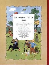 Verso de Tintin (Fac-similé couleurs) -5- Le lotus bleu