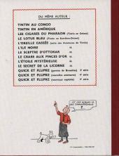 Verso de Tintin (Fac-similé couleurs) -6- L'oreille cassée