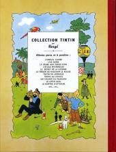 Verso de Tintin (Fac-similé couleurs) -8- Le sceptre d'Ottokar
