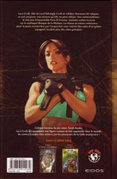 Verso de Tomb Raider -1- Le Masque de la Méduse