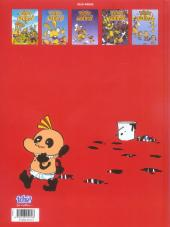 Verso de Tony & Alberto -6- Pandi, Panda
