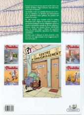 Verso de Les toubibs -4- Sur les dents !