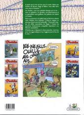 Verso de Les toubibs -5- Coup de blouse