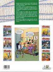 Verso de Les toubibs -6- 30 - 15 !