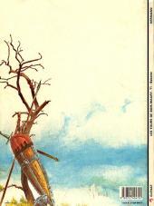 Verso de Les tours de Bois-Maury -1- Babette