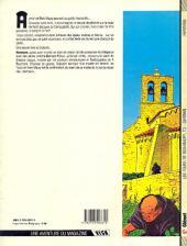 Verso de Les tours de Bois-Maury -3- Germain