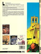 Verso de Les tours de Bois-Maury -4- Reinhardt