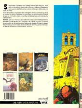 Verso de Les tours de Bois-Maury -5- Alda