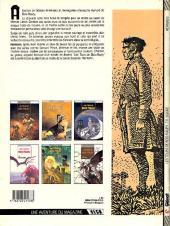Verso de Les tours de Bois-Maury -6- Sigurd