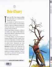 Verso de Les tours de Bois-Maury -12- Rodrigo