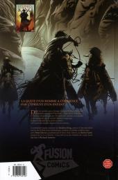 Verso de La tour sombre -2- Tome 2