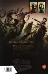 Verso de La tour sombre -3- Tome 3